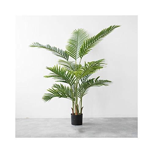 AA- Waterdichte Kunststof Bloempot Planten, Grote Huisdecoratie Accessoires Vloerstaande Milieubescherming Plant Landschap Bonsai 0701