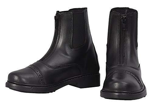 best horseback riding boots for beginners kids