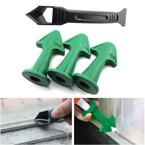 Kit de herramientas de calafateo de silicona, juego de
