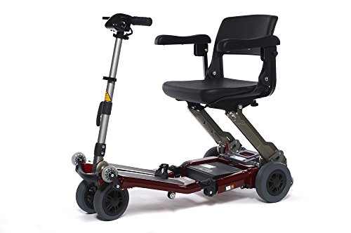 Freerider Luggie Elite Mobility Scooter