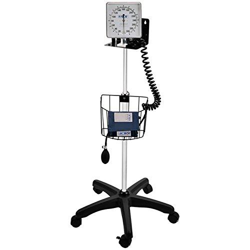 MDF® Mobile Esfigmomanómetro aneroide móvil - Monitor profesional de presión arterial - Azul Marino (MDF830-04)