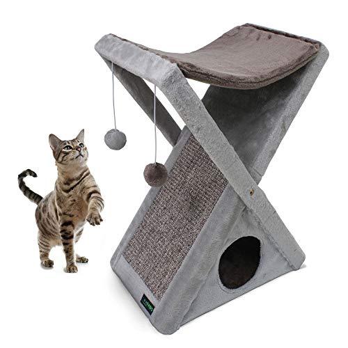 Rascador Para Gato Poste  marca GOOPAWS