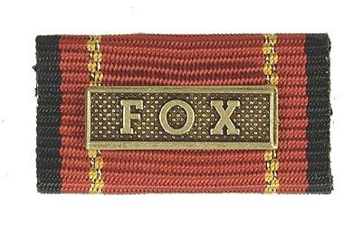 Weitere... Bande Boucle Utilisation à l'étranger Fox