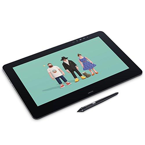 【Amazon.co.jp限定】ワコム 液晶ペンタブレット15.6型 Wacom Cintiq Pro 16 オリジナルデータ特典付き TDTH-1620/K0