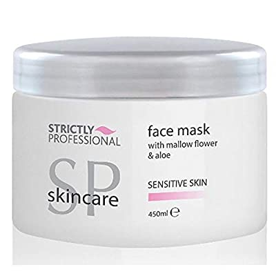 Strictly Professional Facial Mask for Sensitive Skin 450 ml by Strictly Professional