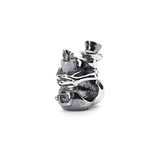 Trollbeads Beads in argento 925 Pupazzo di Neve e Lady Disgelo TAGBE-30124