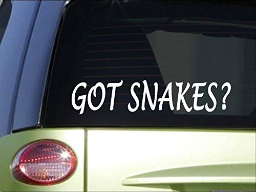 Tollyee Car Decals en Stickers kreeg slangen *H979* 8