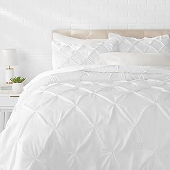 white comforter set full