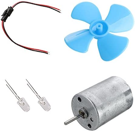 Pinhaijing Mini New Wind Micro Turbine Generator Charger DC 5V USB Output Power Motors product image