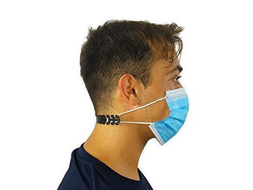KMINA - Maskenhalter (x20 Stück), Maskenhalter Mundschutz,...