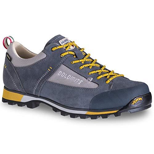 DOLOMITE Zapato MS Cinquantaquattro Hike Low GTX, Unisex Adulto, Gunmetal Grey