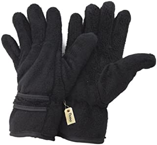 FLOSO Ladies/Womens Thinsulate Polar Fleece Thermal Gloves (3M 40g)
