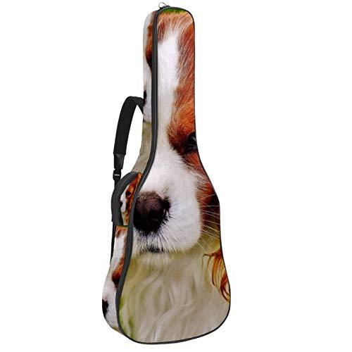 Bennigiry Bolso de guitarra para guitarra de pelo largo, para guitarrista