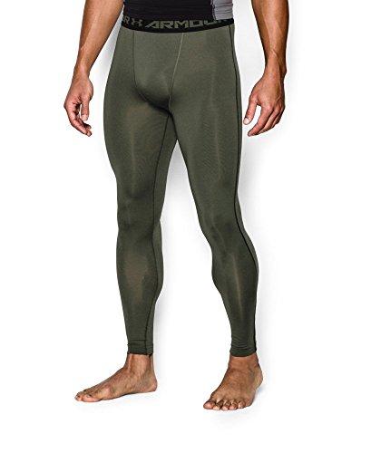 Under Armour Men's HeatGear Armour Compression Leggings