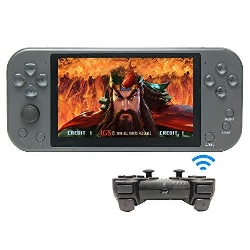 5,1 Zoll Videospielkonsole Mode Leben drahtlose Handheld-Konsole tragbares...
