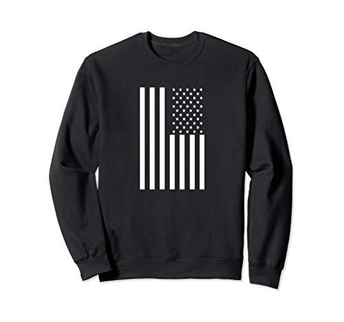 American Flag Stars and Stripes Sweatshirt