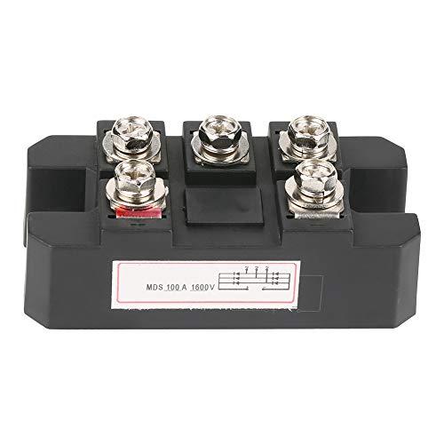 Módulo rectificador trifásico Módulo rectificador Puente rectificador Diodo trifásico Puente rectificador Diodo rectificador para producción industrial para suministro de energía