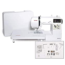 Janome JW8100 Fully-Featured Computerized Sewing Machine