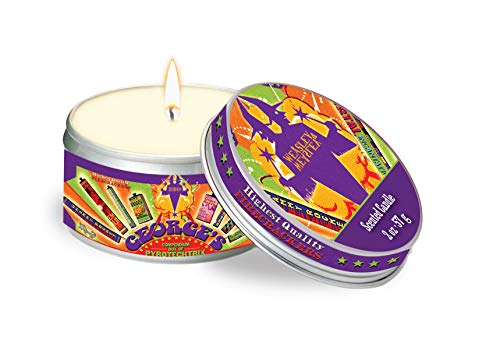 Insight Editions: Harry Potter: Weasley's Wizard Wheezes Sce (Scented Tin Candle Small Mint)