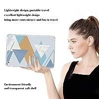 PRINDIY iPad mini 3,iPad mini 2/1 ケース,iPad mini 保護ケース,耐震性 キズ防止 スリム ハード 防塵 落下に強い クリア ソフトTPUシリコーン ウルトラスリム 保護ケース iPad mini 3/2/1 Case,iPad mini Cover-D 21
