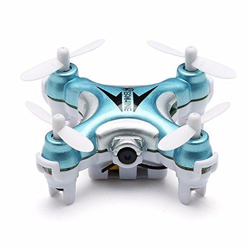 Mini Drone con telecamera,EACHINE E10W Quadricottero Droni con Wifi FPV Video in diretta Selfie Drone Modalità 2