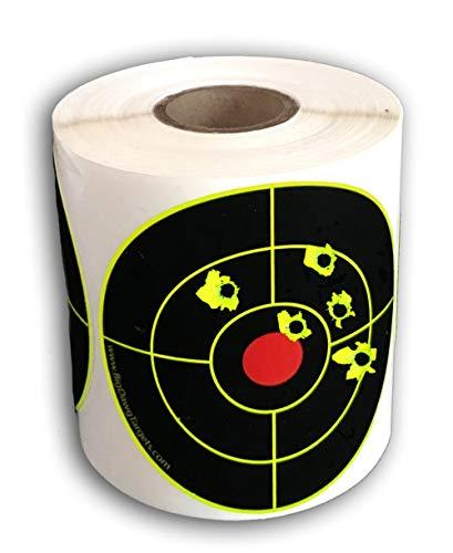 Big Dawg Targets 250 Target Roll - 3' Inch Adhesive Splatter Target
