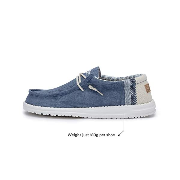 Hey Dude Men's Wally Stretch Loafer Shoes
