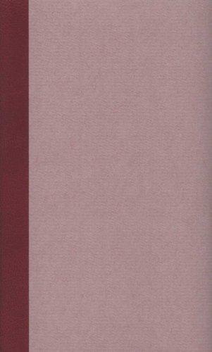 Werke. 10 in 11 Bänden: Band 6: Ideen zur Philosophie der Geschichte der Menschheit