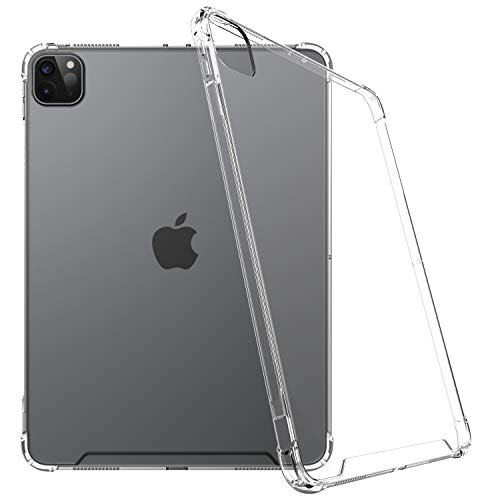 Case for iPad Pro 12.9 2020 Clear