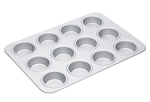 Kitchen Craft MCSA19 Master Class Plaque à Gâteaux Aluminium, Argent, 32 x 32 x 22 cm