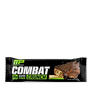 Muscle Pharm Combat Crunch Supplement, 12 count - 41knpGG9MrL. SS315