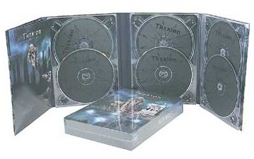 Therion - Celebrator Of Becoming (+ 2 CDs) [4 DVDs]