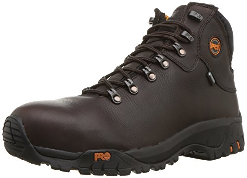 Timberland PRO Men's Titan Trekker Waterproof Work Boot,Worchester Rancher,7 W US