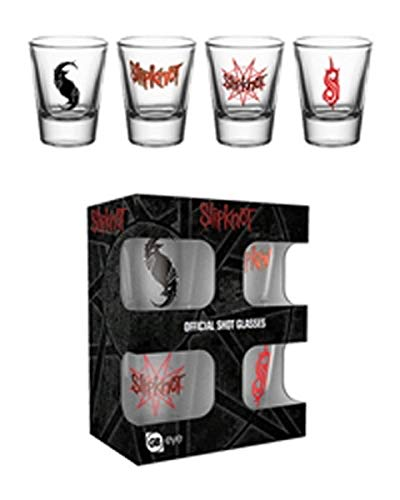 4 Shot Glasses