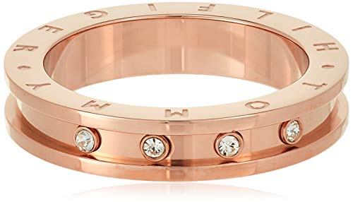 Tommy Hilfiger Mujer acero inoxidable Aros 2780210C