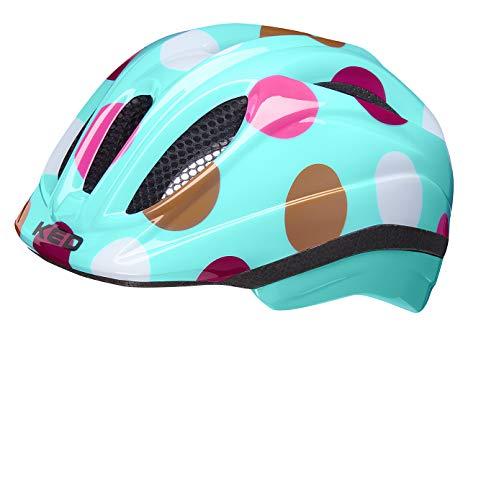 KED Meggy II Trend Helm Kinder dots Retro Kopfumfang S/M | 49-55cm 2021 Fahrradhelm