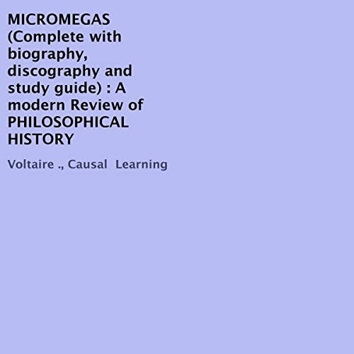 Micromegas (Complete with Biography, Discography and Study Guide) cover art