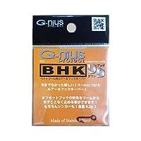 G-nius project ジーニアス プロジェクト BHK ベイトリール用 ルアー&フックキーパー ブラック UD