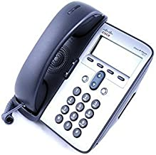 Cisco Unified IP VoIP Phone 7911G - (Requires Call Manager) (Certified Refurbished)