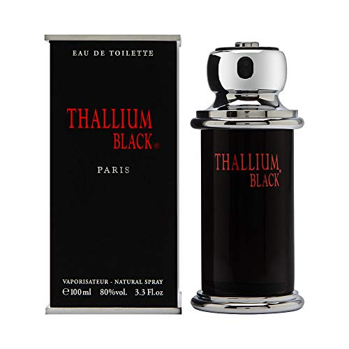 Yves de Sistelle Thallium Black 100 ml EDT Eau de Toilette Spray