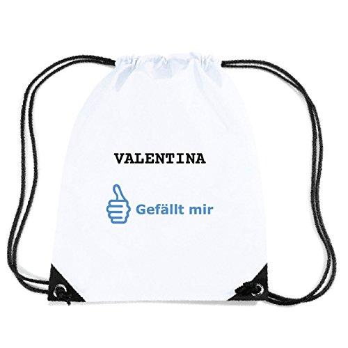 JOllify Valentina Turnbeutel Tasche GYM6001 – Design: Gefällt Mir