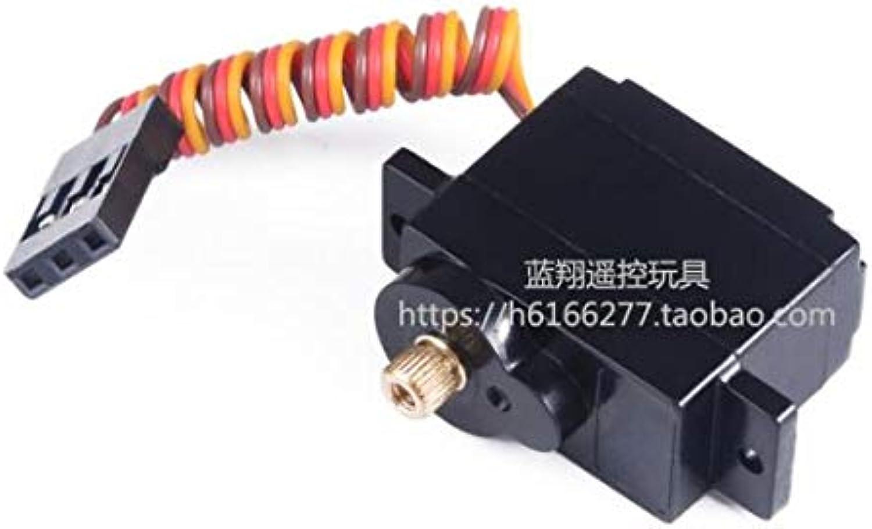 Laliva a202 a212 a222 a232 a242 a252 P929 P939 K969 K979 K989 K999 RC Car Spare Parts Upgrade Metal   Original servo K989-58 - (color  Metal servo)