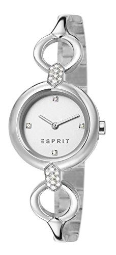 Esprit Damen-Armbanduhr Analog Quarz Edelstahl ES107332001
