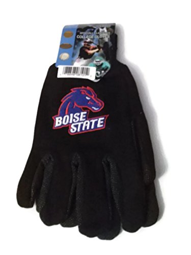 NCAA Boise State All Purpose Team Utility Grip Gloves