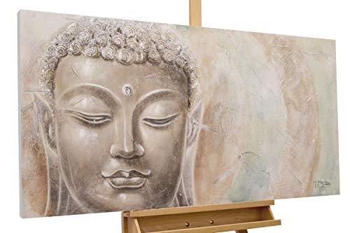 Kunstloft® Cuadro en acrílico 'Harmony of The Soul' 120x60cm   Original Pintura XXL...