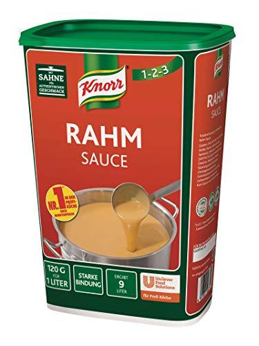 Knorr Rahmsauce (cremig, auch als Saucenbinder) 1er Pack (1 x 1 kg)