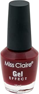 Miss Claire Gel Effect 15 ml G23, Purple, 15 ml