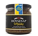 Hovdelikatesser - Whisky Senf mit Single Malt, 185 g