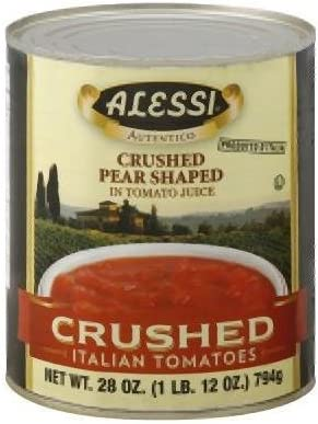 Italian Crushed Manufacturer OFFicial shop Tomatoes 28 Super special price Case of 12 Ounces