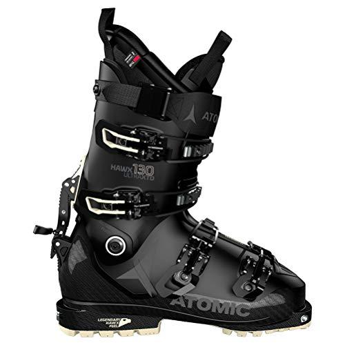 Atomic HAWX Ultra XTD 130 Tech Gw Skischuhe Unisex Erwachsene, Schwarz - Schwarz Sand - Größe: 42 EU